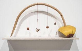 绳结映射本土文化的仪式与无常