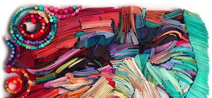 纸艺中的三维世界