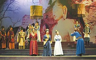 历史话剧《北魏风飏》开启全国巡演之旅