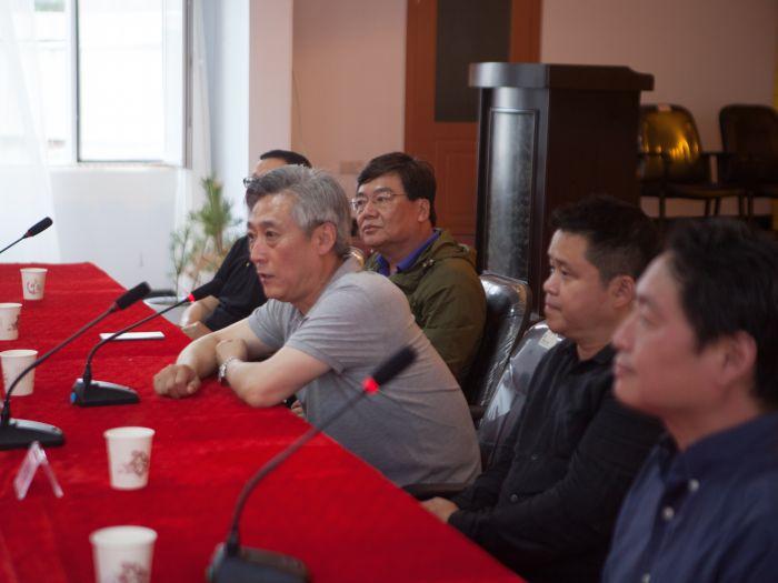 3、文化部艺术发展中心刘占文主任致辞