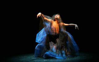 现代舞 舞出现代中国