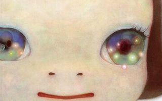 你喜欢奈良美智?为什么呢?