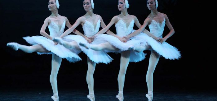 芭蕾舞 只看脚尖是不够的