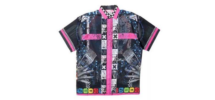 """来一件""""夏威夷味""""的衬衫"""