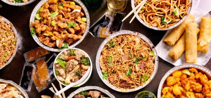 """在美国吃中餐要找""""他"""""""