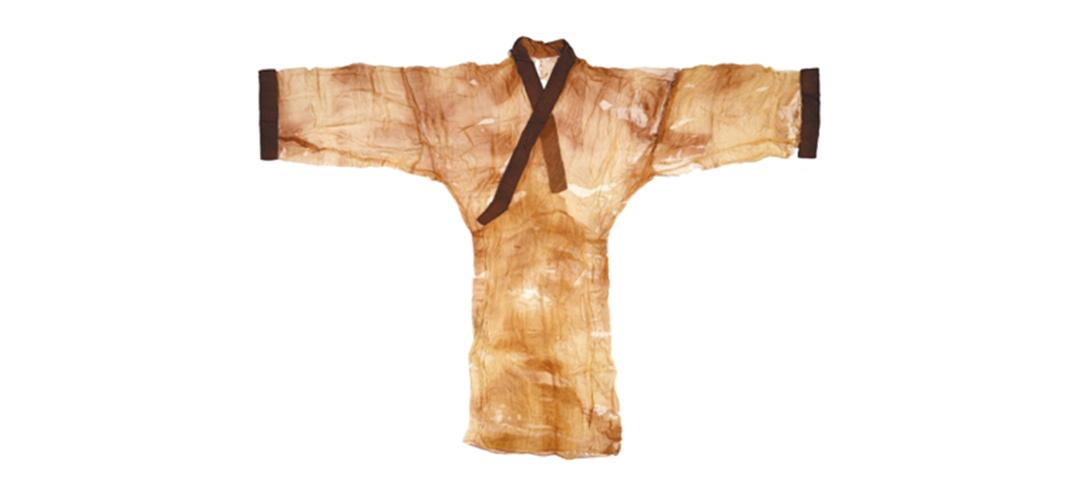 不足50克的素纱单衣:汉代纺织技术与文化艺术的成就