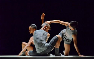 中国舞蹈《涂图》亮相爱丁堡艺穗节
