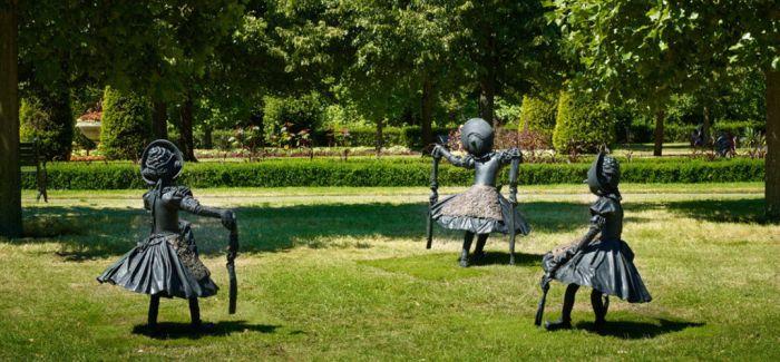 2018年夏 Frieze雕塑展重返伦敦摄政公园