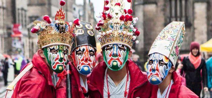 《涂图》亮相爱丁堡艺穗节
