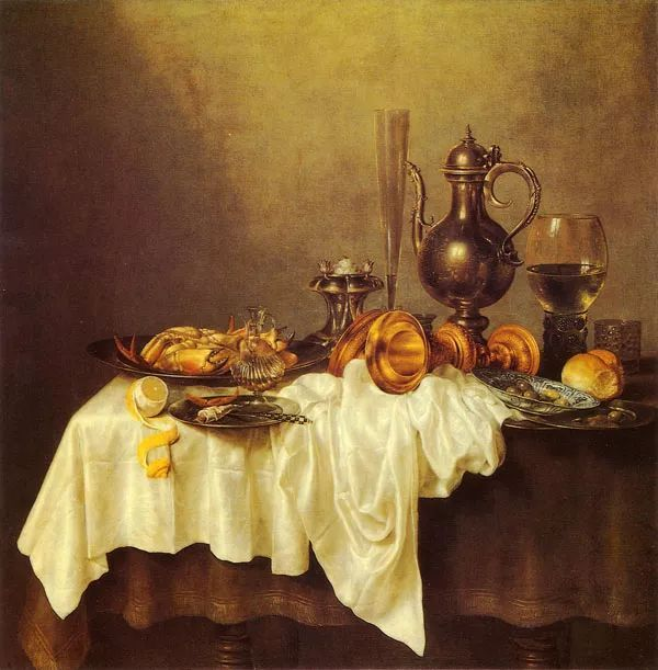 除了荷兰的静物画和风景画的成就之外,荷兰更是盛产了很多著名的艺术