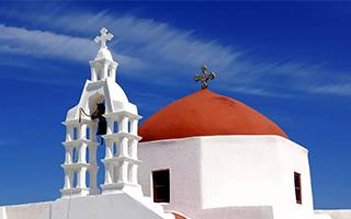 流连在爱琴海的奥德赛之旅