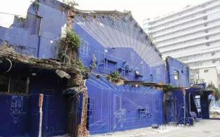 """艺术介入的""""台南海安街模式"""""""