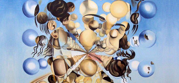通往艺术的橡树少女