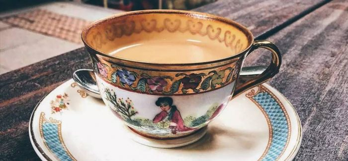 """茶杯的""""耳朵""""是怎么长出来的"""