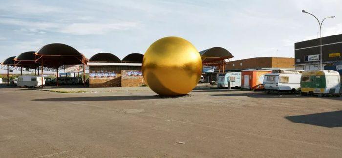 七枚金球窥探南非黄金产区