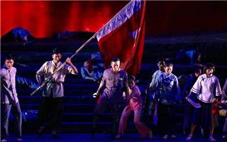 舞剧《立夏》舞出革命激情