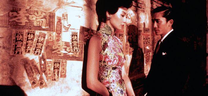 """旗袍重现""""老上海"""""""
