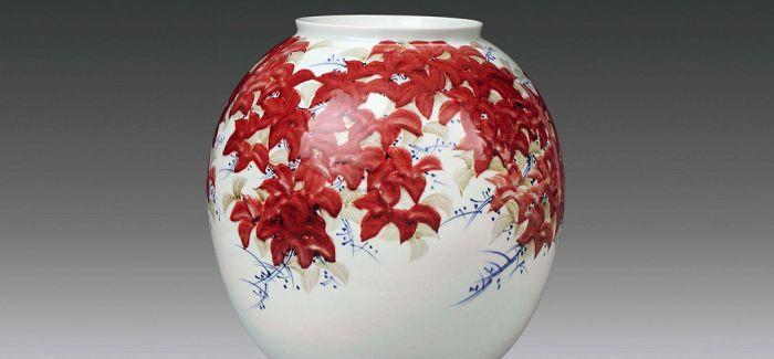 瓷器贵族 元代釉里红