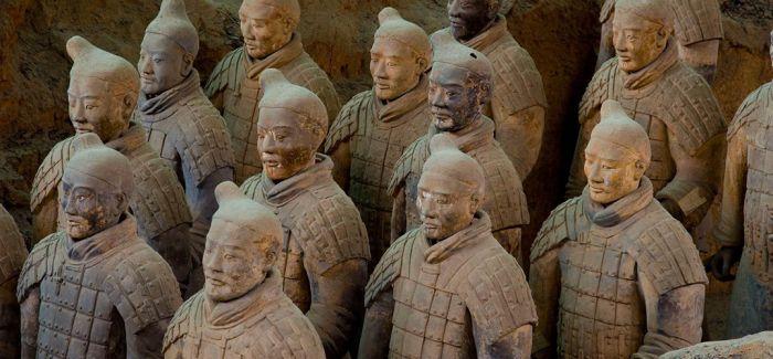 秦始皇帝陵陶俑VS汉景帝阳陵