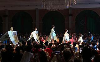 三晋国际服饰文化节展示山西服饰文化