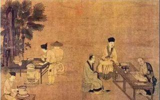 """""""茶香""""书画"""