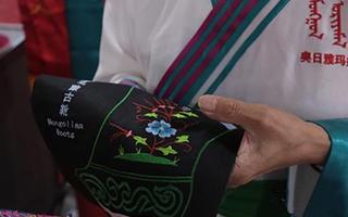 """奥日雅玛拉刺绣:穿针引线""""锁""""住民族文化"""