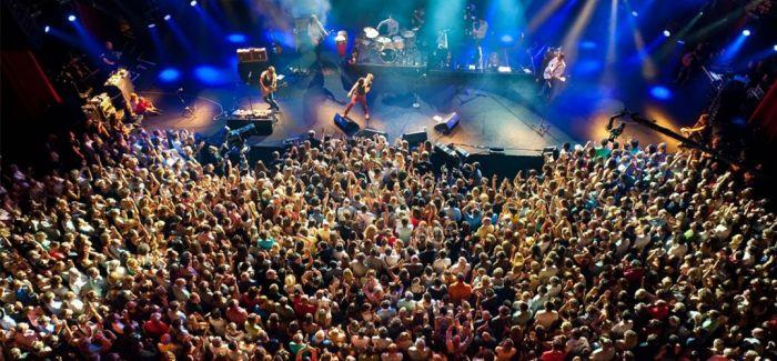 走过52年的瑞士蒙特勒音乐节