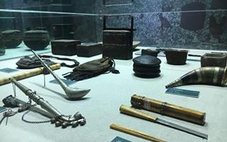 摩梭博物馆里的神秘摩梭文化