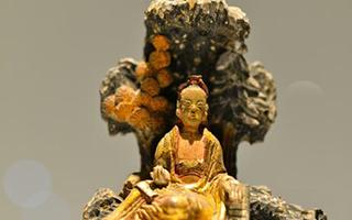 成都博物馆藏清代四川地区木雕造像展开展