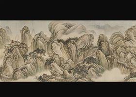 《长江万里图》重现