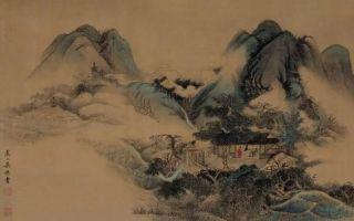 三馆大展纪念清代吴历逝世三百周年
