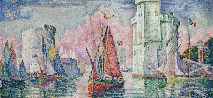 会画画的航海家保罗·希涅克