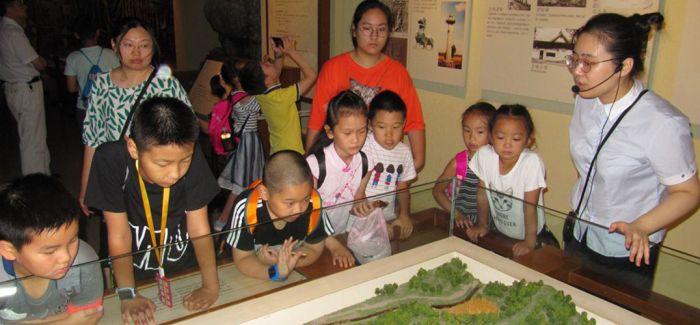 如何让孩子在公共教育空间里文明观展