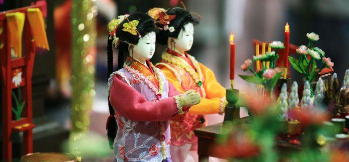 第六届北京七夕文化节弘扬民族文化
