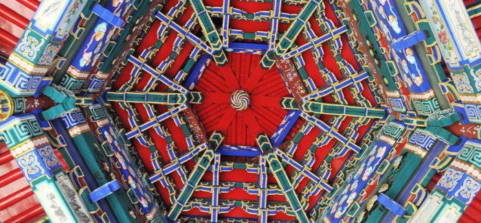 藻井——中国古建的天宇