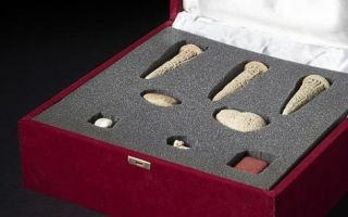 """五千年前的苏美尔文物""""回家"""""""