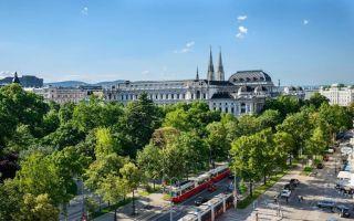 去维也纳不旅行 直接定居吧