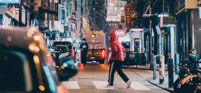 城市攀爬的视觉冒险