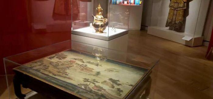 故宫清代皇后的艺术与生活大展登陆美国波士顿