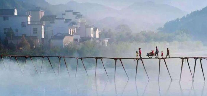 徽杭古道的江湖情节