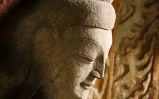 佛陀的微笑