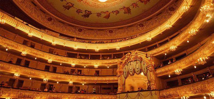 原创中国歌剧首登俄罗斯艺术殿堂