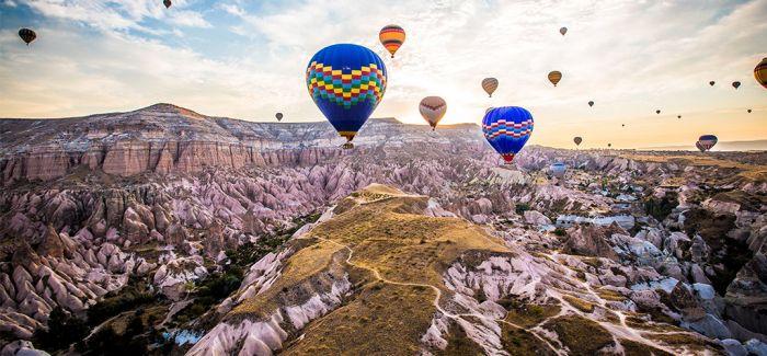 想要带你去浪漫的土耳其