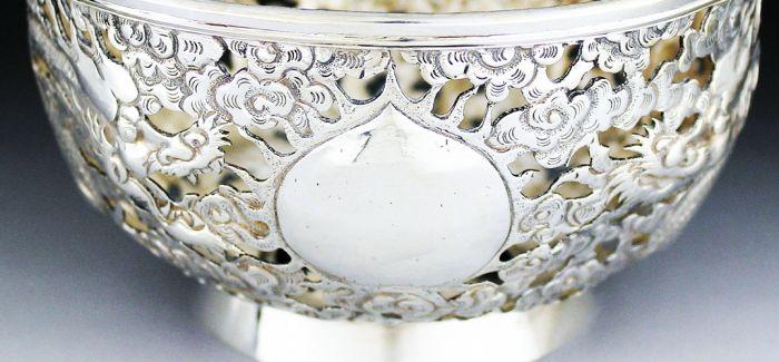 欧洲古董银器:多种元素的融汇