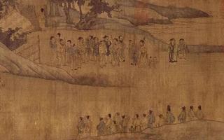 徐邦达和谢稚柳眼中的宋《人物故事图》