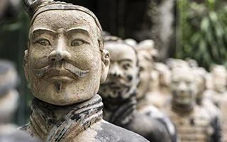 中国文物首次大规模赴沙特展出 近半展品首出境