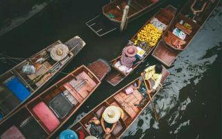 去泰国 不只方便一个理由