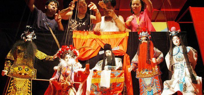 宋代传统民间艺术——药发傀儡戏