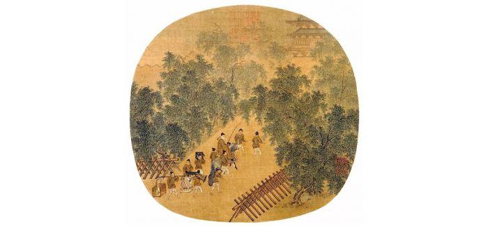 在宋画中品味宋朝文人的生活