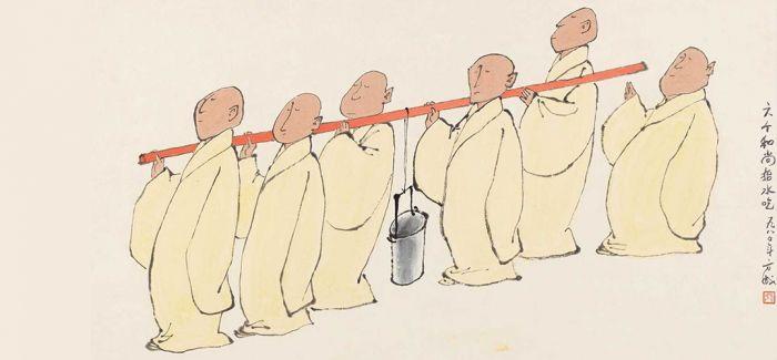 """方成逝世 与华君武丁聪并称中国""""漫画界三老"""""""